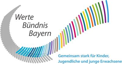 Hier ist das Logo des Wertebündnis Bayern platziert